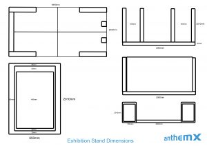 Exhibition stand dimensions copy