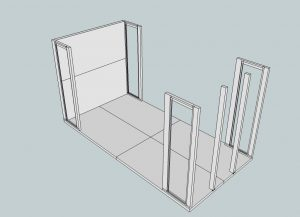 sketchup stand